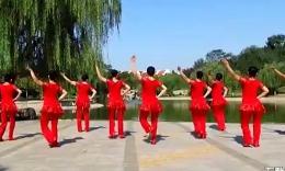 星月舞蹈队  中国梦  (习舞)