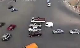 【奇趣视界】最牛逼的交通 谁说路口一定要红绿灯