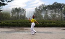 舞动旋律2007健身队 路灯下的小姑娘 原创