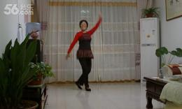 凌寒·傲雪广场舞《又见山里红》