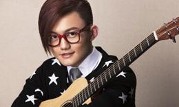 【主打星】丁克森,摇滚男孩的铁汉柔情 20141028