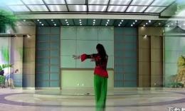 刘荣广场舞《常来常往》教学视频