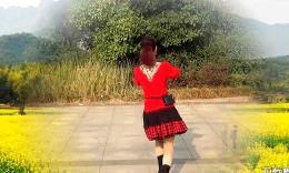 我爱广场舞  江西鄱阳春英广场舞 背面演示