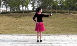 动动广场舞 我的快乐就是想你(附背面和口令分解教学)...