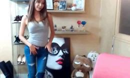 韩国美女主播热舞 许允美