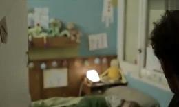 恐怖短片:爸爸 帮我盖上被子