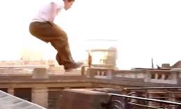 盘点跑酷史上最危险的飞跃