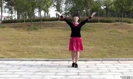 动动广场舞 健身舞 我的快乐就是想你 含动动教学...