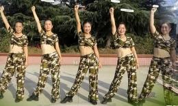 天姿广场舞2014年34期《两个人》正反面演示