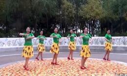 北京索洁广场舞最新原创《我爱广场舞》含背面分解...