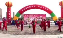 青儿广场舞 中国美(联盟版)