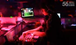 DJ小三酒吧现场打碟 黑珍珠DJ培训优秀就业学员