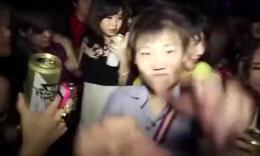 泰国电音dj现场 zaap夜店美女热舞