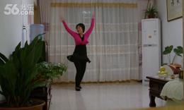 凌寒·傲雪广场舞《我的玫瑰卓玛拉》