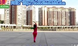 爱吾广场舞《布达拉宫的佛缘》