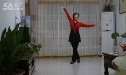 凌寒·傲雪广场舞《康定情人》