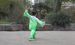 武当太极剑      张 丽(超清视频))